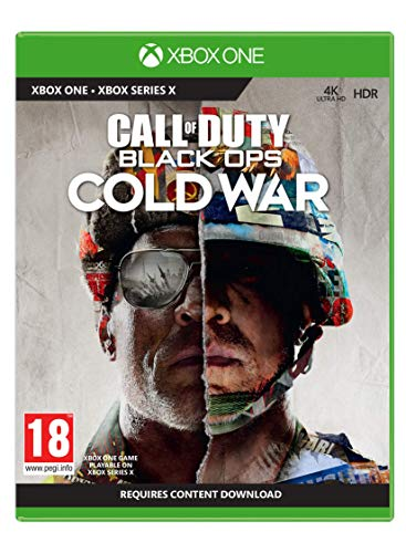 Call of Duty: Black Ops Cold War - Xbox One - Import [Importación francesa]