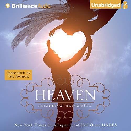 Heaven Audiobook By Alexandra Adornetto cover art