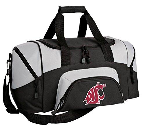 Broad Bay Small Washington State Duffel Bag Washington State University Gym Bags or Suitcase