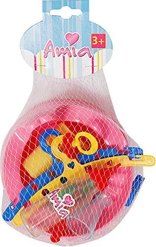 Amia Nachttopf mit Zubehör für Puppen