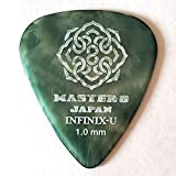 MASTER 8 ピック INFINIX-U ティアドロップ 販売単位:1枚 (1.00mm)