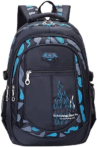 Fanci Flora Camo Waterproof Primary School Backpack Bookbag for Teenage Boys Camouflage Schoolbag product image