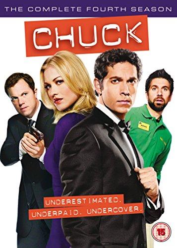 Chuck - Series 4