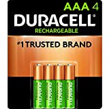Duracell - Rechargeable AAA Batteries - Long Lasting, All-Purpose Double A Battery For Household And Business...