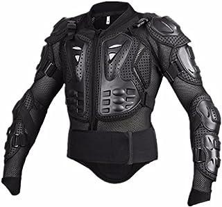 Motorcycle Full Body Armor Protective Jacket Guard ATV...