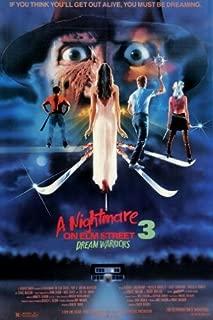 Nightmare On Elm Street Part 3 Poster 24x36