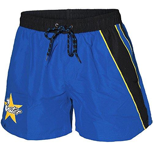 costume mare uomo inter Costume da Bagno Inter Uomo Pantaloncini Mare Piscina FC Internazionale PS 27360-L-blu