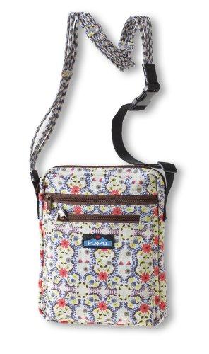 KAVU Women's Zippit Bag, Folk Fest, One Size