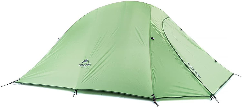 HYSENM Zelt Campingzelt Trekkingzelt Outdoor für 1-2 Personen Zeltbden als Geschenk