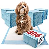 ValuePad Puppy Pads, Medium 23x24 Inch, 896 Count - Training Pads for Dogs, Leak Resistant 5-Layer Design, Perfect for Puppies, Smaller Dogs