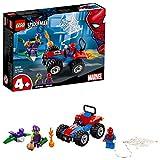 LEGO Marvel Super Heroes - Spider-Man et la course poursuite en voiture - 76133 - Jeu de construction