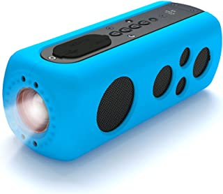 Sound Box Splash Sports Portable Speaker - Wireless Rugged Waterproof Bluetooth Compatible audio Stereo with AUX In Jack, ... photo