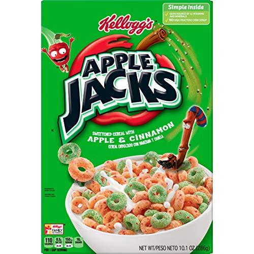 Kelloggs Apple Jacks Cereal 345g
