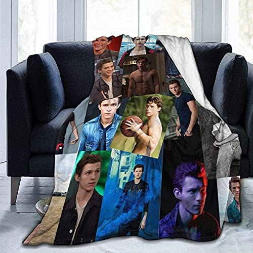 To-m Holl-and Blanket Ultra-Soft Micro Fleece Blanket 50x60