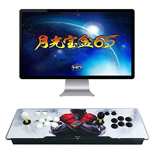 L&U 1399 en 1 Pandora's Box 6s Joystick et Boutons multijoueurs Console Arcade, Machines de Jeux d'arcade pour Amis de Family Boys,Style5