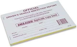 J.J. Keller - Detailed Driver's Vehicle Inspection Report, Duplicate, 25 Pack
