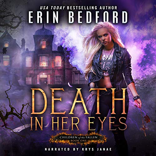 Death in Her Eyes cover art