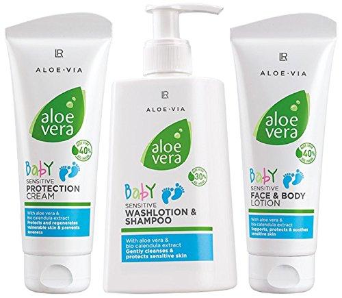 LR ALOE VIA Aloe Vera Baby Set 3-teilig