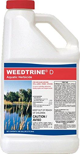 Applied Biochemists 390304A Weedtrine D Aquatic Herbicide, 1 gallon