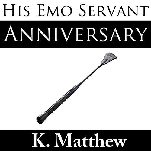 Page de couverture de His Emo Servant, Part 6
