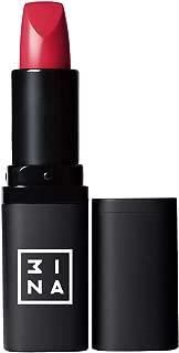 3INA Makeup Cruelty Free Paraben Free Vegan Essential Lipstick 4 ml - 116 Light Red Brown