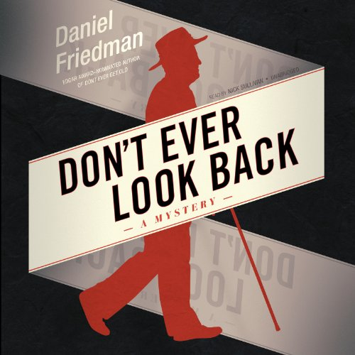 Don't Ever Look Back audiobook cover art
