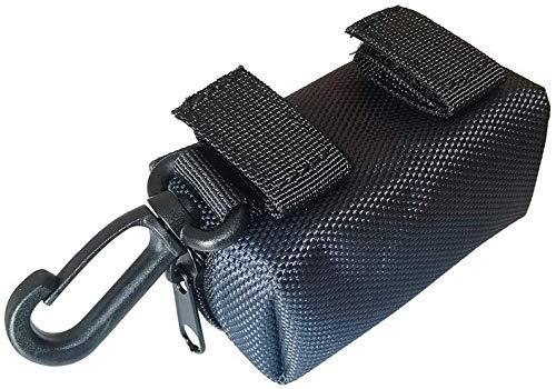 GWZZ Hund Kacke Tasche Müllsack Aufbewahrungstasche Hund Kacke Tasche Tasche Pet Müll Tasche Tasche,Black