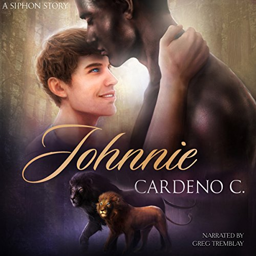 Johnnie audiobook cover art