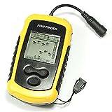 Sonar Sensor de profundidad de 100 m para pesca y pesca