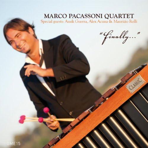 Marco Pacassoni Quartet feat. Amik Guerra, Alex Acuna & Maurizio Rolli