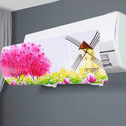 Deflettore condizionatore & Aria condizionata Vento deflettore anti diretto Blowing(Diversione stomatale,Taolin windmill)