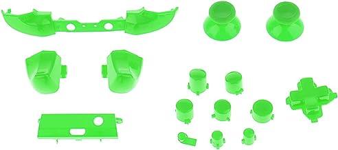 Gazechimp Thumbstick Analógico Stick ABXY Botões de reparo para controle Xbox One S