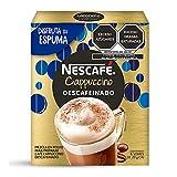 NESCAFÉ NESCAFÉ Cappuccino Descafeinado, Cappuccino Descafeinado, 120 gramos