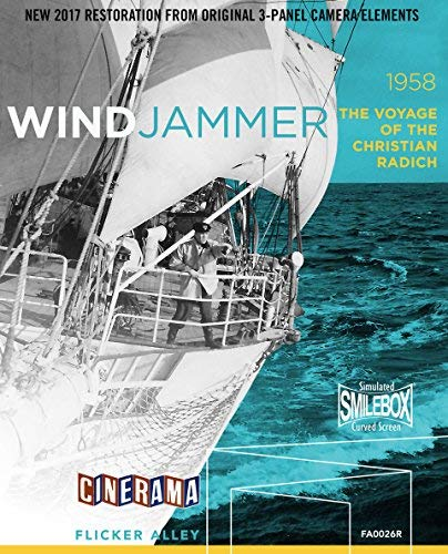 New product!! Windjammer: The Voyage Bargain of the 2017 Radich Christian - Authorized