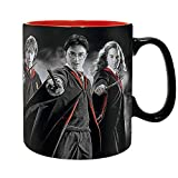ABYstyle Potter ABYMUG300 Taza de Harry Ron Hermione Box para adultos
