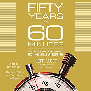 Fifty Years of 60 Minutes cover art