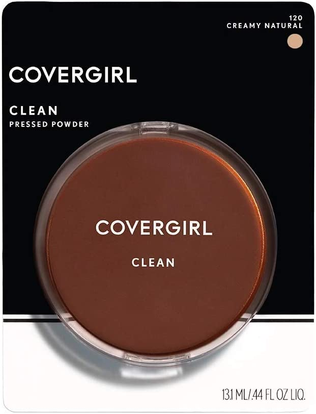 Daily bargain sale COVERGIRL Clean Pressed Powder Creamy Foundation Natural 0.44 NEW before selling ☆