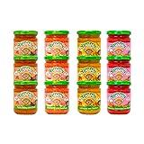 Yammy Pack Gourmet Potitos 100% Ecologicos 12 Unidades 234 g