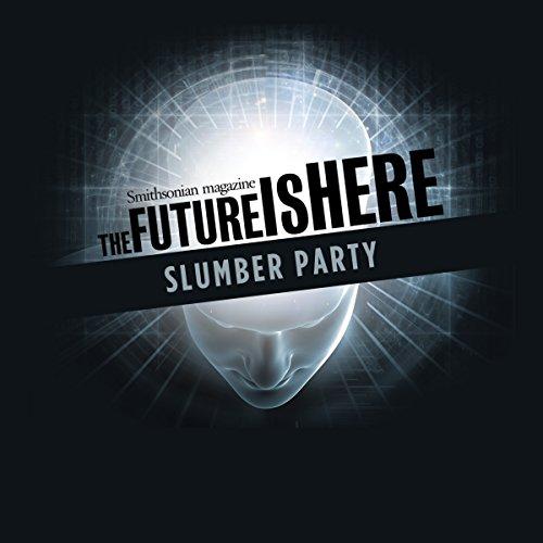 Slumber Party audiobook cover art