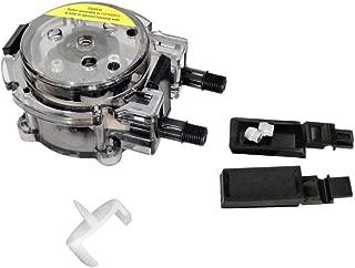 Stenner QP252-1 QuickPro Pump Head with Santoprene Pump Tube #2 0-25 psi