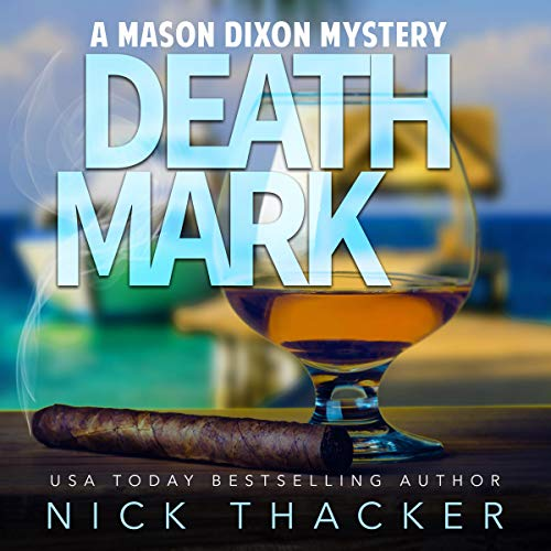 Death Mark audiobook cover art