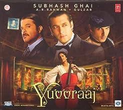 Yuvvraaj - CD (2008) - (A R Rahman - Oscar winner for Slumdog Millionaire / Bollywood Soundtrack / Indian Music)
