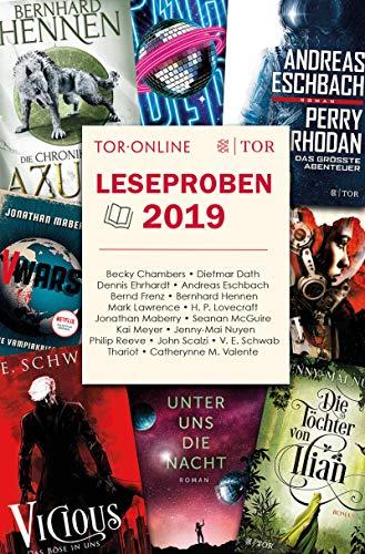Tor Leseproben E-Book 2019