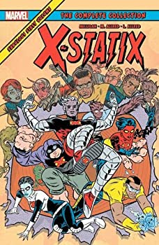 X-Statix  The Complete Collection Vol 1