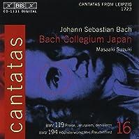 Bach: Cantatas-Vol. 16 (2002-01-29)