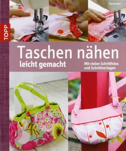 Taschen nähen leicht gemacht by Unknown(2011-11-01)