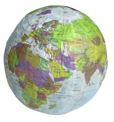 Astromedia Globus aus Papier, Durchmesser ca. 24 cm