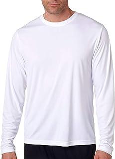 INGEAR Men's UPF 50+ UV Sun Protection Performance Long Sleeve T-Shirt