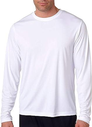 10b5c6036763f INGEAR Men's UPF 50+ UV Sun Protection Performance Long Sleeve T-Shirt