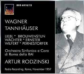 Wagner, R.: Tannhauser [Opera] (1957)